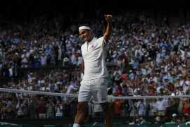 A century for Roger Federer: The big numbers from his record 100th singles win at Wimbledon