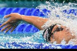 FINA游泳世界杯首日中国队夺5枚奖牌