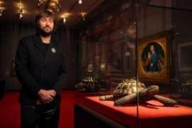 BVLGARI объявляет о коллаборации с художником Франческо Веццоли в рамках его выставки в Музее д'Орсэ