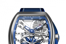 Franck Muller Releases New Vanguard watches for men and women