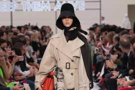 Актуальные зимние пальто