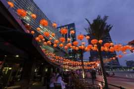 阿布扎比中国新年庆祝活动