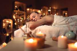 Express your love this Mother's Day with a gift of pampering at Jasmine Spa