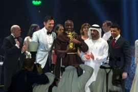 Премия в размере 1 млн. долларов вручена в Дубае «лучшему в мире учителю»