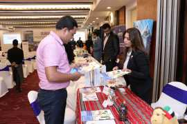 Golden Sands Hotel Apartments joins Dubai Tourism for a successful roadshow in India