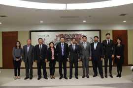 迪拜商会在深圳开设办事处,欲进一步拓展中国市场
