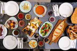 赏哈利法塔美景,品土耳其美食