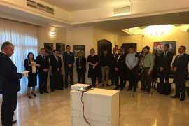 В Дубае состоялось мероприятие, посвященное 28-й годовщине событий 20 января в Баку