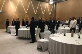 В Дубае почтили память Гейдара Алиева