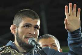 Khabib Nurmagomedov, Dustin Porier to clash in UAE