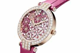 Harry Winston's  The Premier Collection™  add new model Premier Precious Micromosaic Automatic 36mm