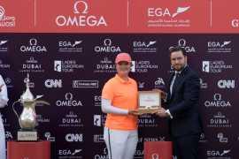 美籍华裔选手尹天琪夺得迪拜高尔夫女子大师赛冠军