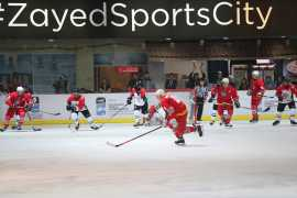UAE qualifies for Ice Hockey World Cup