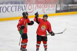 Сборная ОАЭ по хоккею с шайбой победила сборную Китая