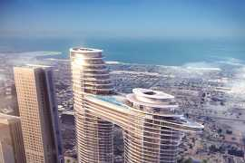 Отель Address Sky View by Emaar Hospitality Group