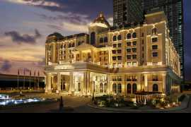 The Centre Stage of Festive at Al Habtoor City Hotel Collection