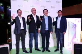 HTC unveils all-new smartphone series
