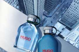 New Hugo Urban Journey fragrance