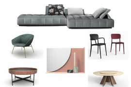 Western Furniture introduces the new Calligaris collection