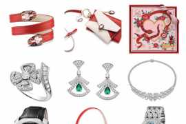 Идеи подарков ко Дню Святого Валентина от Bvlgari