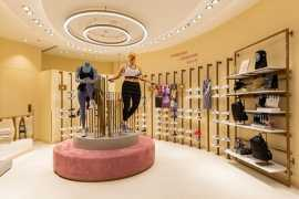 Adidas opens its first store dedicated to women in Dubai, Mall of the Emirates