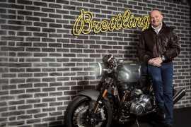 瑞士制表品牌百年灵宣布与英国摩托车制造商诺顿摩托车合作