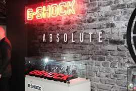 卡西欧在迪拜启动G-SHOCK 35周年纪念庆典
