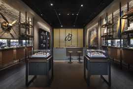 百年灵(BREITLING)在迪拜购物中心开启新篇章