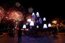 2020年沙迦灯光节更加注重参观体验