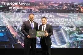 Emirates inks strategic agreement with China's leading online travel agency Trip.com Group in Shanghai
