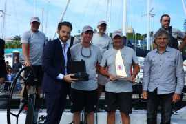 Bell & Ross, official timekeeper at the 6th New Caledonia Groupama Race