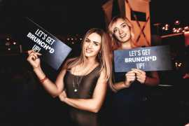 "Indie DIFC'S gets people ""Brunch'd"" up every Saturday"