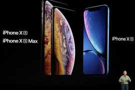 苹果最新推出Apple iPhone XS和XS Max