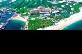 В Дубае возобновил свою работу фешенебельный курорт мирового класса JA The Resort