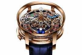 Jacob & Co. presents the Astronomia Casino