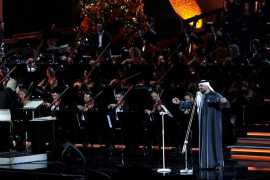 Hussain Al Jassmi performs at Vatican Christmas concert (Video)