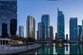 Jumeirah Lakes Towers станет первым «умным районом», работающим на сети 5G
