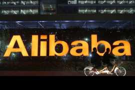中国的阿里巴巴(Alibaba)在新业务方面发布了四年来最快的增长