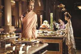 КОНКУРС: субботний бранч в ресторане Imperium