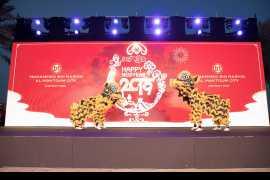 Mohammed Bin Rashid Al Maktoum City, District One отпраздновал Китайский Новый год