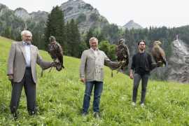 Chopard萧邦全新Alpine Eagle经典重生
