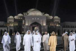Prime Minister and Crown Prince open Qasr Al Watan – Abu Dhabi's new cultural landmark