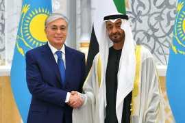 Официальный визит Президента Казахстана в ОАЭ