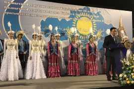 Прием в честь Дня Независимости Казахстана