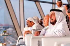 Шейх Халифа переизбран президентом ОАЭ