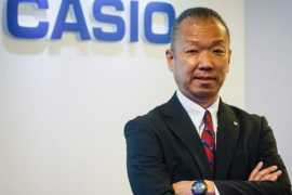 Interview with Koji Naka, Managing Director of Casio Middle East