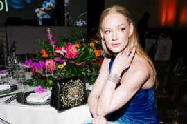 Bvlgari supporting the charity event in Moscow