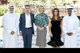 Cate Blanchett announced Winner at 14th Dubai International Film Festival (DIFF)