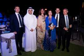 Two-Day Event in Dubai Celebrating 50 Years of Azimut Yachts