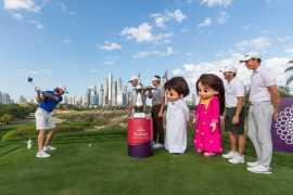 Expo 2020 & OMEGA Dubai Desert Classic join forces
